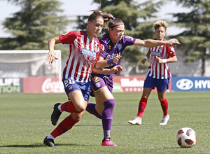 Temporada 18/19 | Liga Iberdrola | Atleti - Granadilla | Calligaris