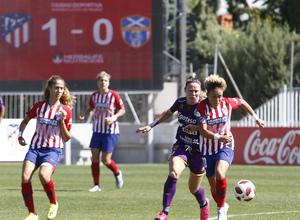 Temporada 18/19 | Liga Iberdrola | Atleti - Granadilla | Amanda
