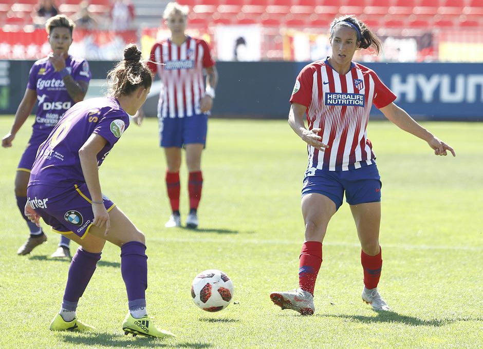 Temporada 18/19 | Liga Iberdrola | Atleti - Granadilla | Meseguer