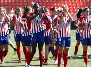 Temporada 18/19 | Liga Iberdrola | Atleti - Granadilla | Final equipo