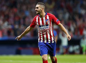 Temporada 2018-2019 | Atlético de Madrid - Brujas | Koke