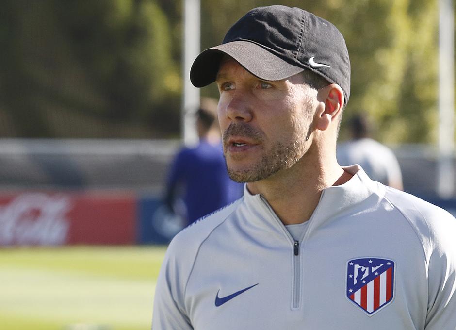 Temporada 18/19 | Entrenamiento | Diego Pablo Simeone
