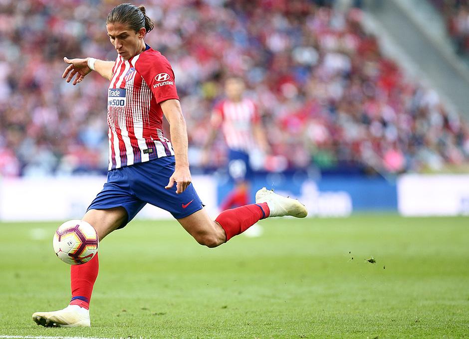 Temporada 2018-2019   Atlético de Madrid - Betis   Filipe Luis