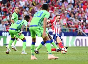 Temporada 2018-2019 | Atlético de Madrid - Betis | Godín
