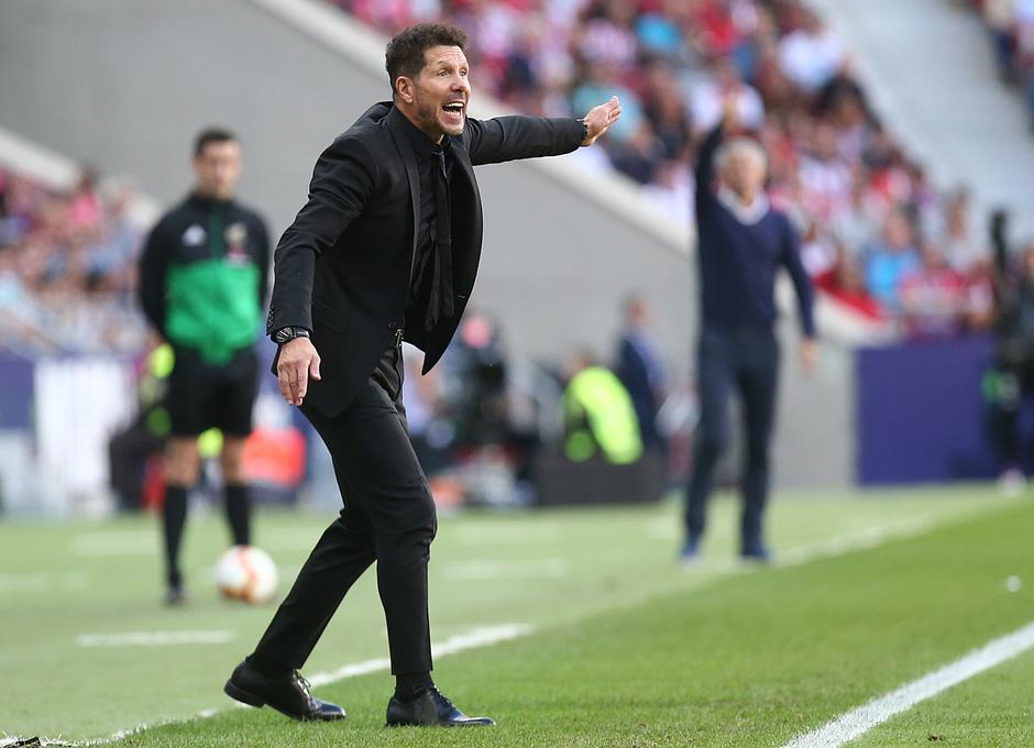 Temporada 2018-2019   Atlético de Madrid - Betis   Simeone