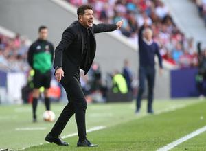 Temporada 2018-2019 | Atlético de Madrid - Betis | Simeone