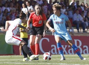 Temporada 18/19 | Liga Iberdrola | Sevilla - Atleti | Amanda