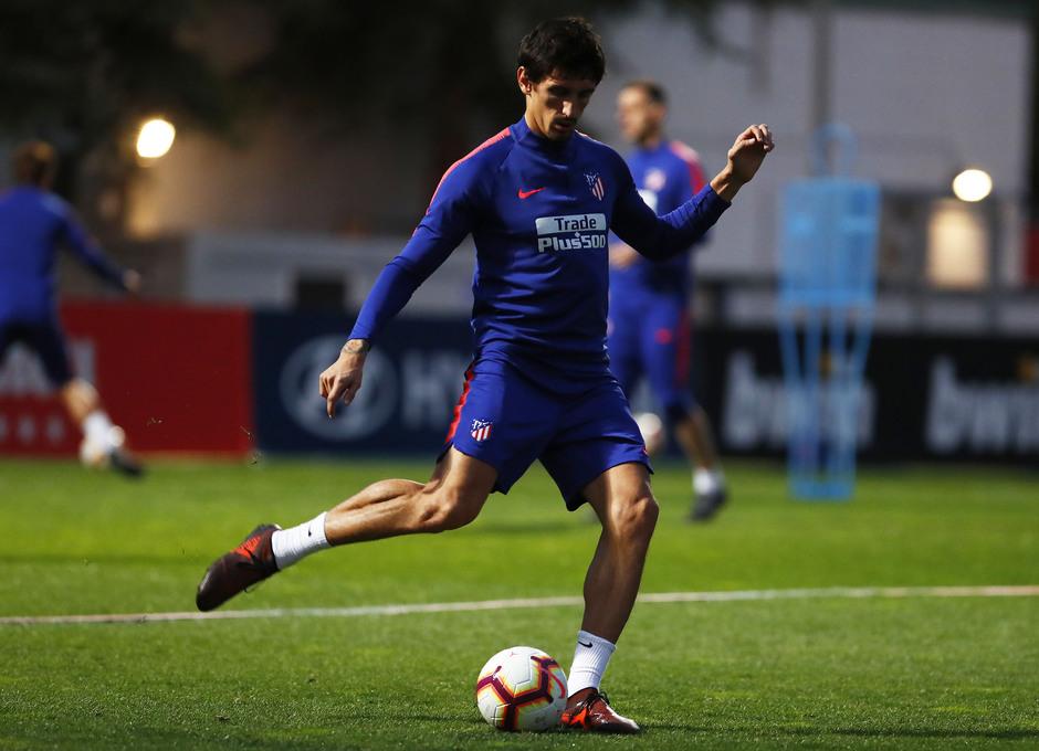 Temporada 2018-2019 | Entrenamiento Ciudad Deportiva Wanda | Savic