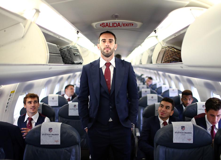 Temporada 18/19 | Villarreal - Atleti | Viaje | Godín