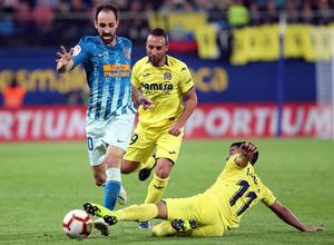 Temporada 18/19 | Villarreal - Atleti | Juanfran