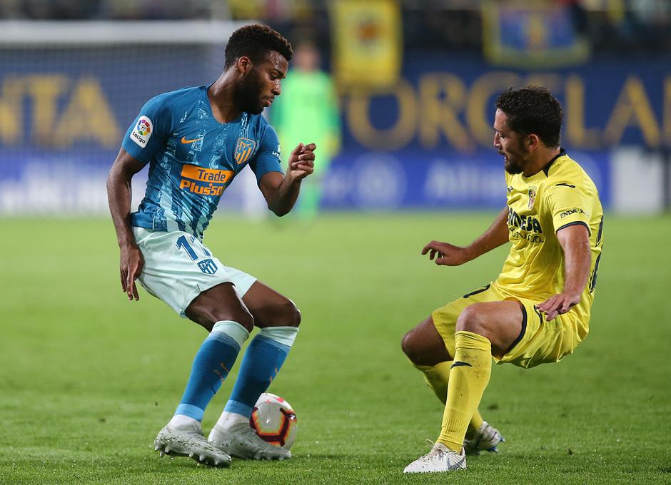 Temporada 18/19 | Villarreal - Atleti | Lemar