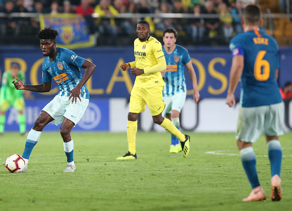 Temporada 18/19 | Villarreal - Atleti | Thomas
