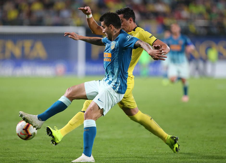 Temporada 18/19 | Villarreal - Atleti | Correa