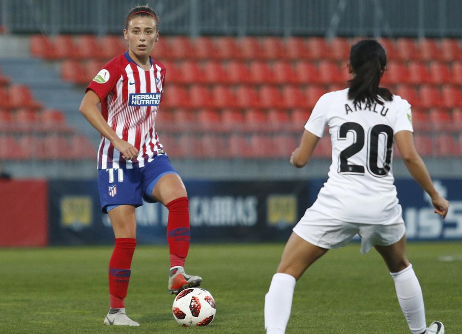 Temporada 18/19 | Atlético de Madrid Femenino - Madrid CFF | Menayo