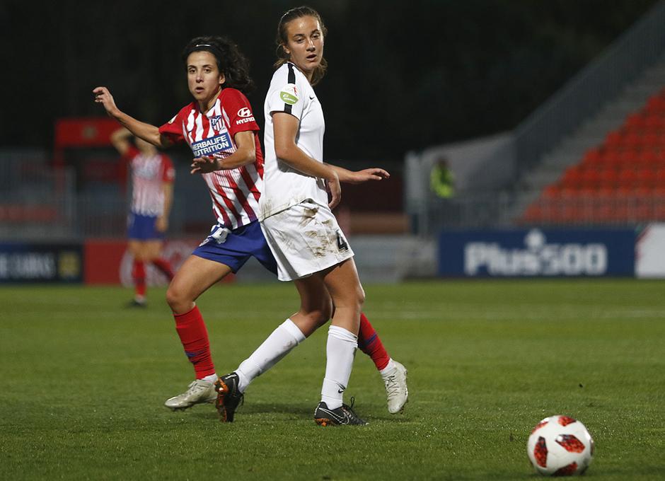 Temporada 18/19 | Atlético de Madrid Femenino - Madrid CFF | Dolores