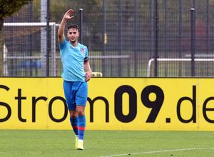 Temp. 18-19 | Youth League. Dortmund-Atlético de Madrid. Aitor Puñal