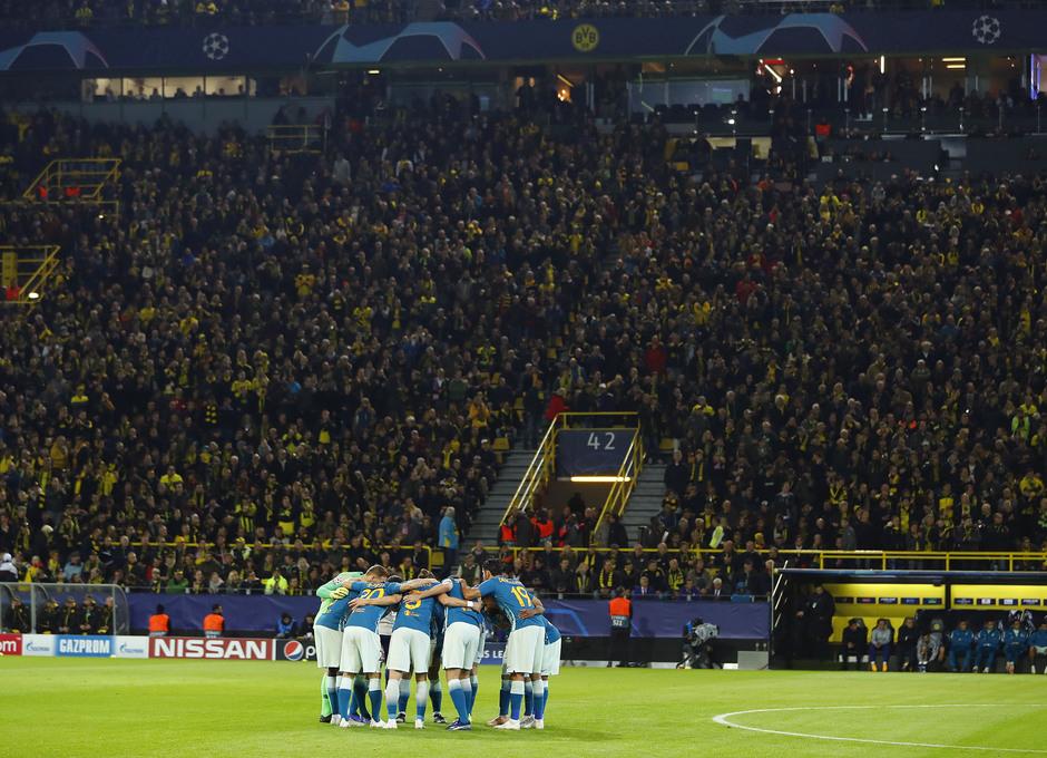 Temporada 2018-2019 | Borussia Dortmund - Atlético de Madrid | Conjura