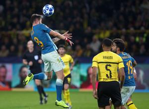 Temporada 2018-2019 | Borussia Dortmund - Atlético de Madrid | Saúl