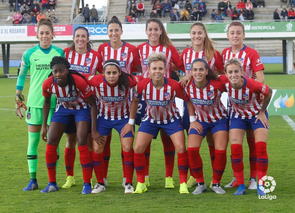 Temporada 2018-2019 | Fundación Albacete - Atlético de Madrid | Once