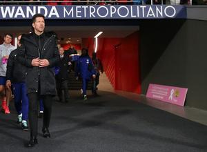 Temporada 18/19 | Atlético de Madrid - Real Sociedad | Simeone