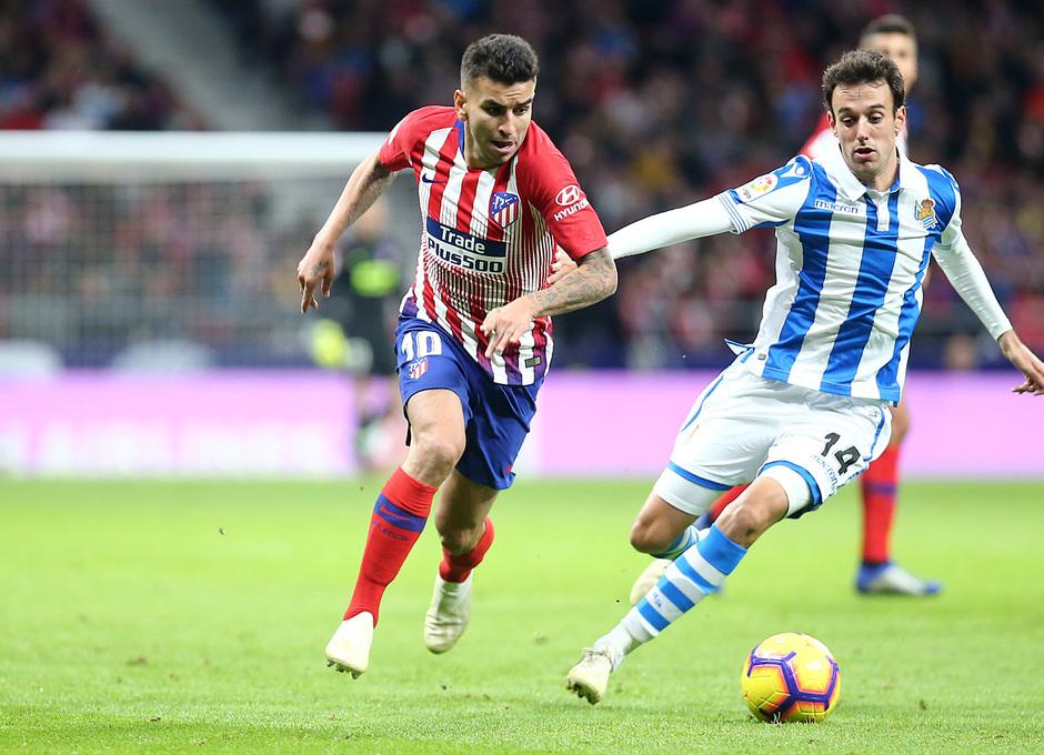 Temporada 18/19 | Atlético de Madrid - Real Sociedad | Correa