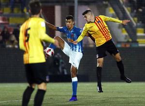 Temporada 18/19 | Sant Andreu - Atleti | Copa del Rey | Rodrigo