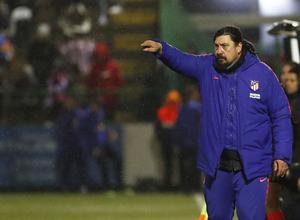 Temporada 18/19 | Sant Andreu - Atleti | Copa del Rey | Germán Burgos
