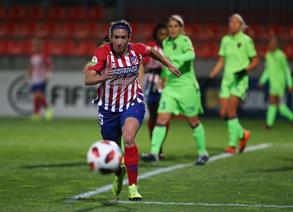 Temp. 18-19 | Atlético de Madrid Femenino-Levante UD. Meseguer