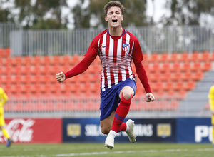 Temporada 18/19 | Atlético de Madrid - Borussia Dortmund | Youth League | Roro