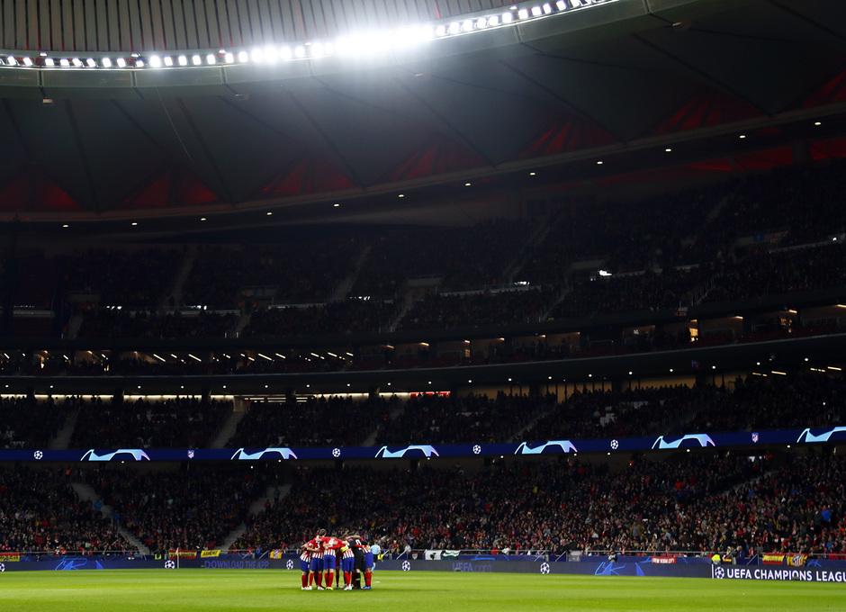 Temporada 2018-2019 | Atlético de Madrid - Dortmund | Conjura