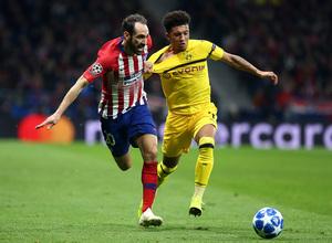 Temporada 2018-2019 | Atlético de Madrid - Dortmund | Juanfran