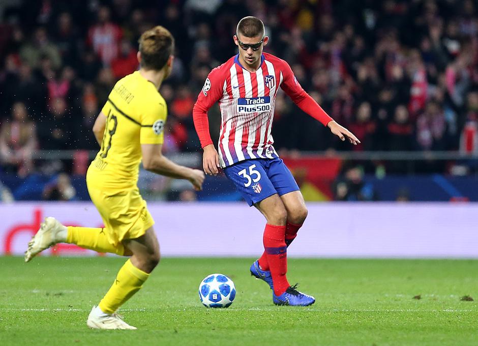 Temporada 2018-2019 | Atlético de Madrid - Dortmund | Montero