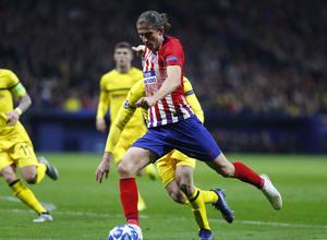 Temporada 2018-2019 | Atlético de Madrid - Dortmund | Filipe