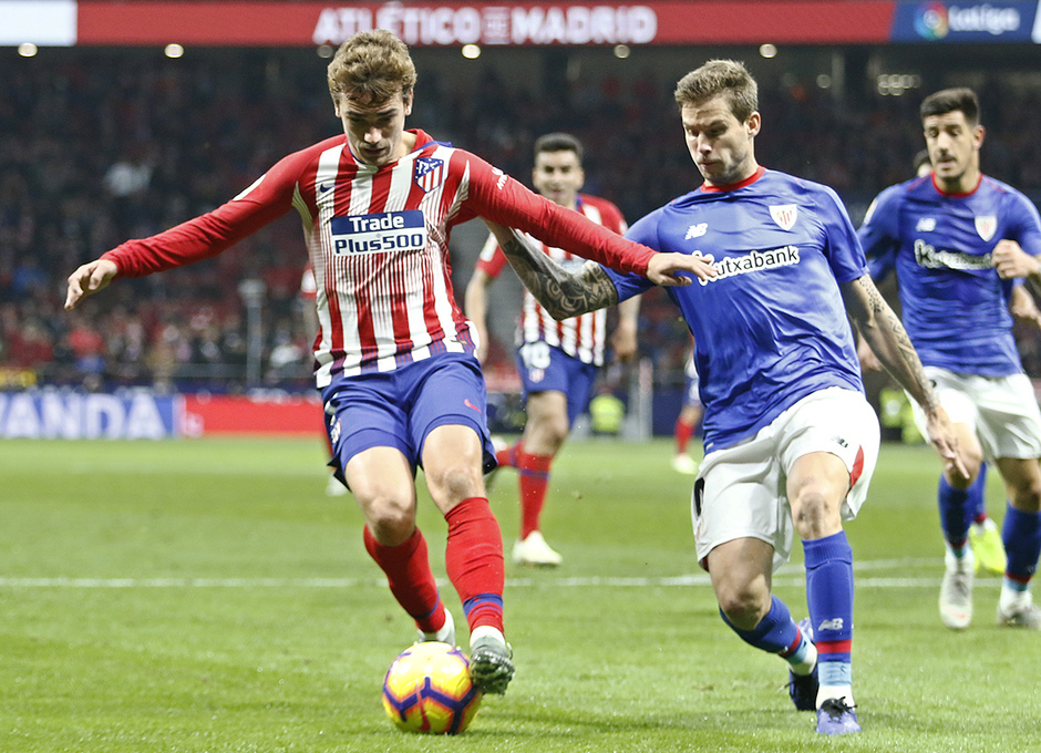 Temp. 18-19 | Atlético de Madrid - Athletic Club | Griezmann