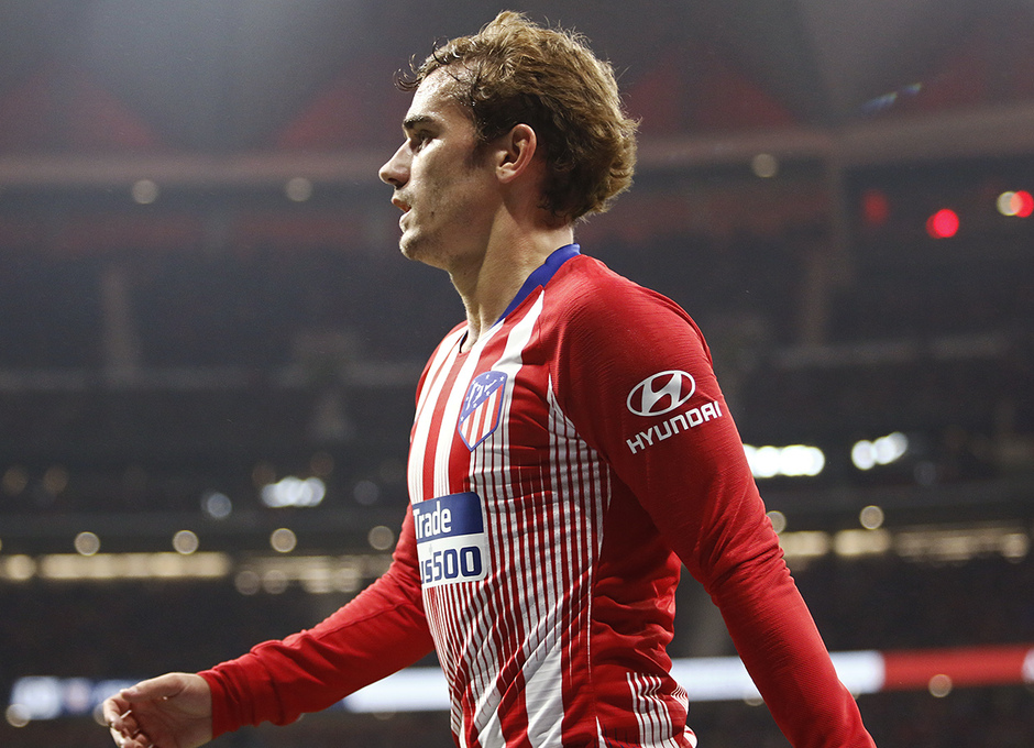 Temp. 18-19 | Atlético de Madrid - Athletic Club | Griezmann
