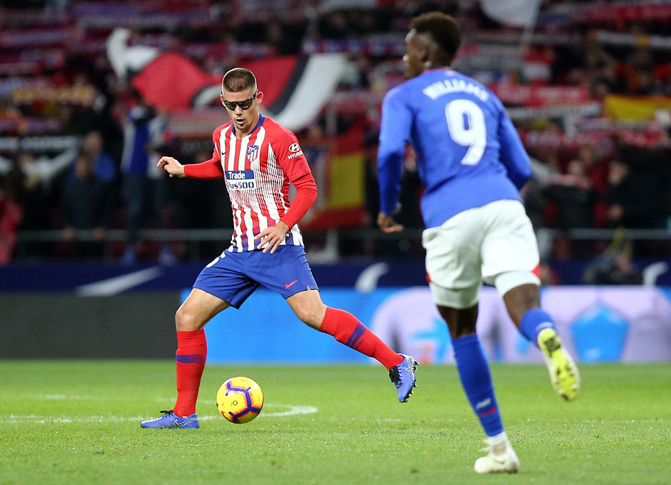 Temp. 18-19 | Atlético de Madrid - Athletic Club | Montero