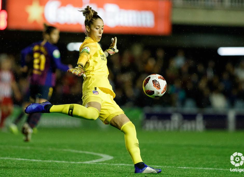Temporada 2018-2019 | FC Barcelona - Atlético de Madrid Femenino | Lola Gallardo