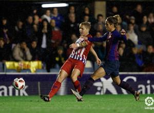 Temporada 2018-2019 | FC Barcelona - Atlético de Madrid Femenino | Linari