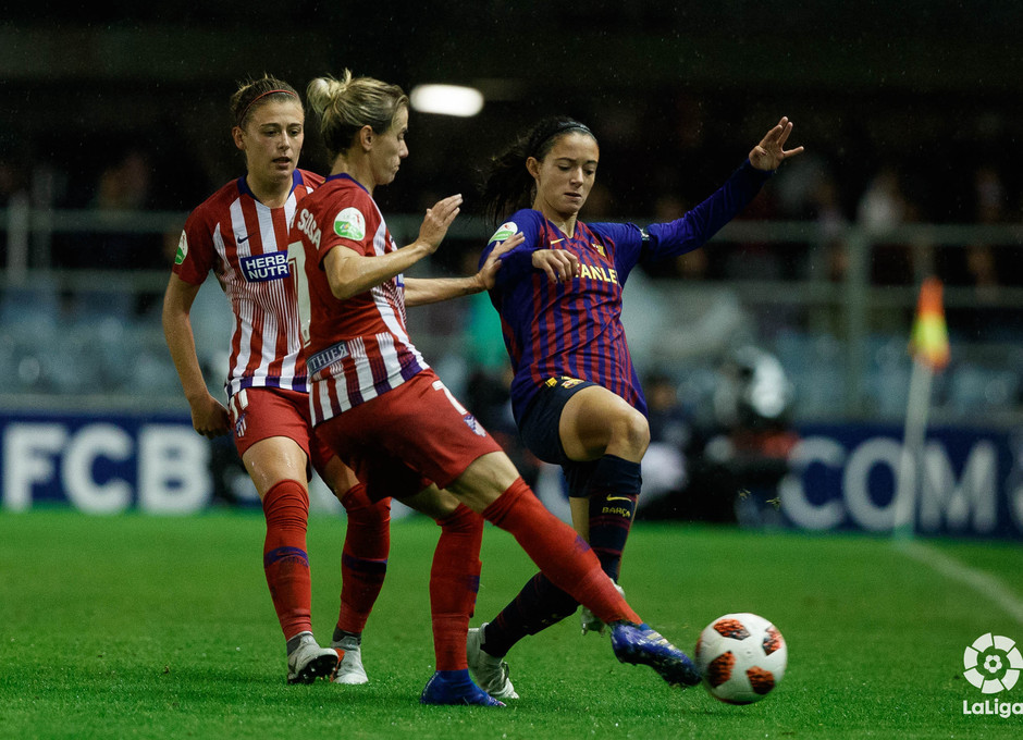 Temporada 2018-2019 | FC Barcelona - Atlético de Madrid Femenino | Sosa