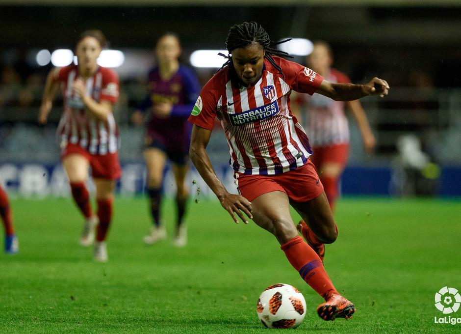 Temporada 2018-2019 | FC Barcelona - Atlético de Madrid Femenino | Ludmila