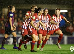 Temporada 2018-2019 | FC Barcelona - Atlético de Madrid Femenino | Kenti