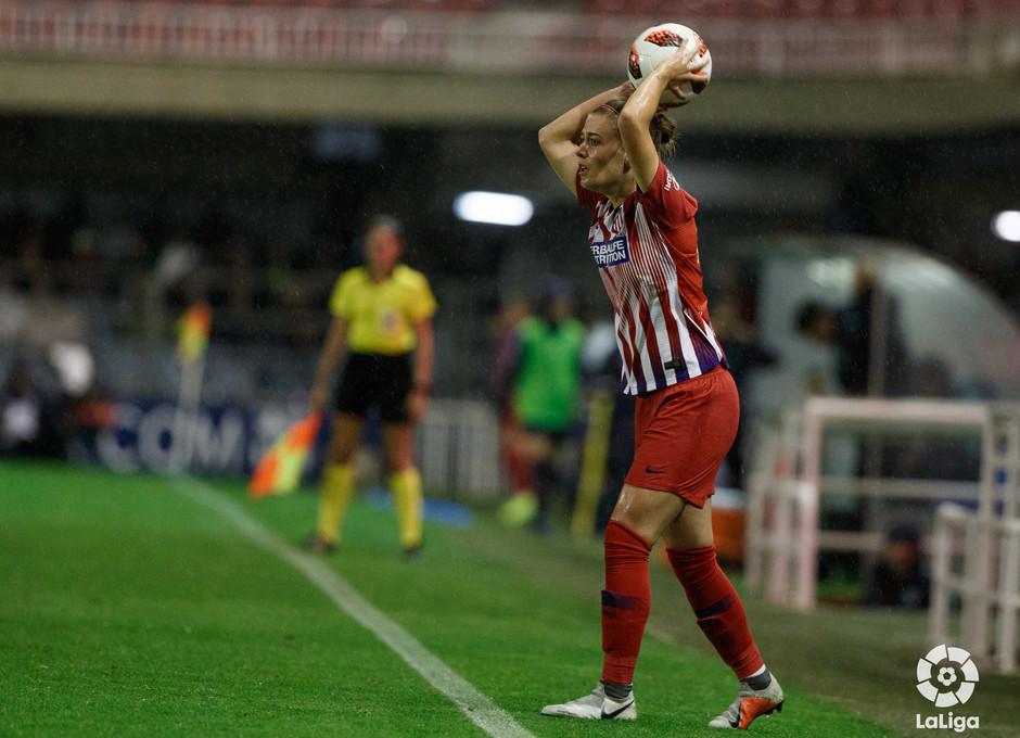 Temporada 2018-2019 | FC Barcelona - Atlético de Madrid Femenino | Menayo