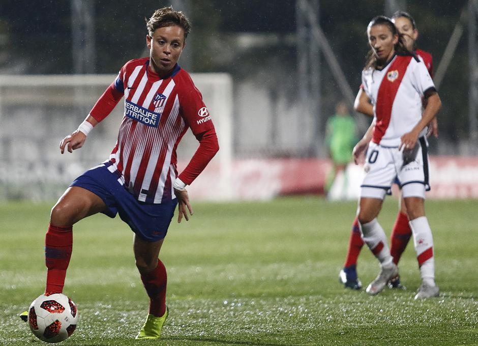 Temporada 2018-2019 | Atlético de Madrid Femenino - Rayo Majadahonda | Amanda Sampedro