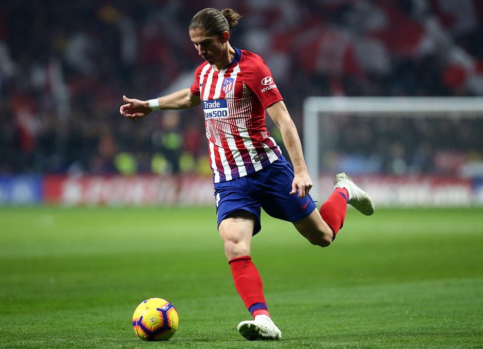 Temporada 2018-2019 | Atlético de Madrid - FC Barcelona | Filipe