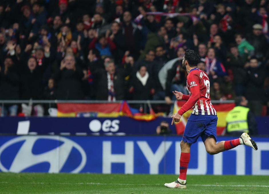 Temporada 2018-2019 | Atlético de Madrid - FC Barcelona | Gol Costa