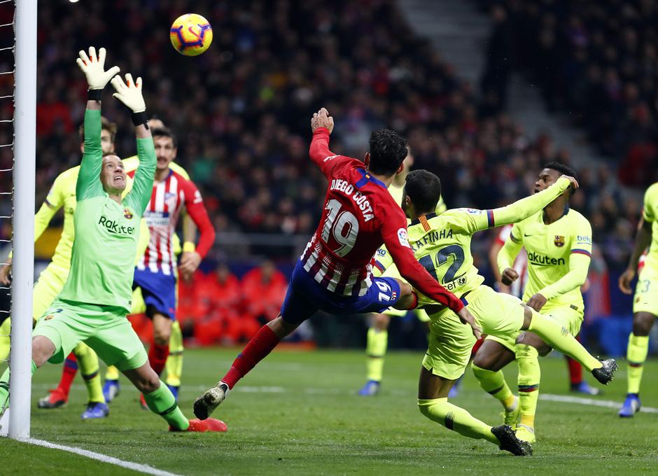 Temporada 2018-2019 | Atlético de Madrid - FC Barcelona | Costa