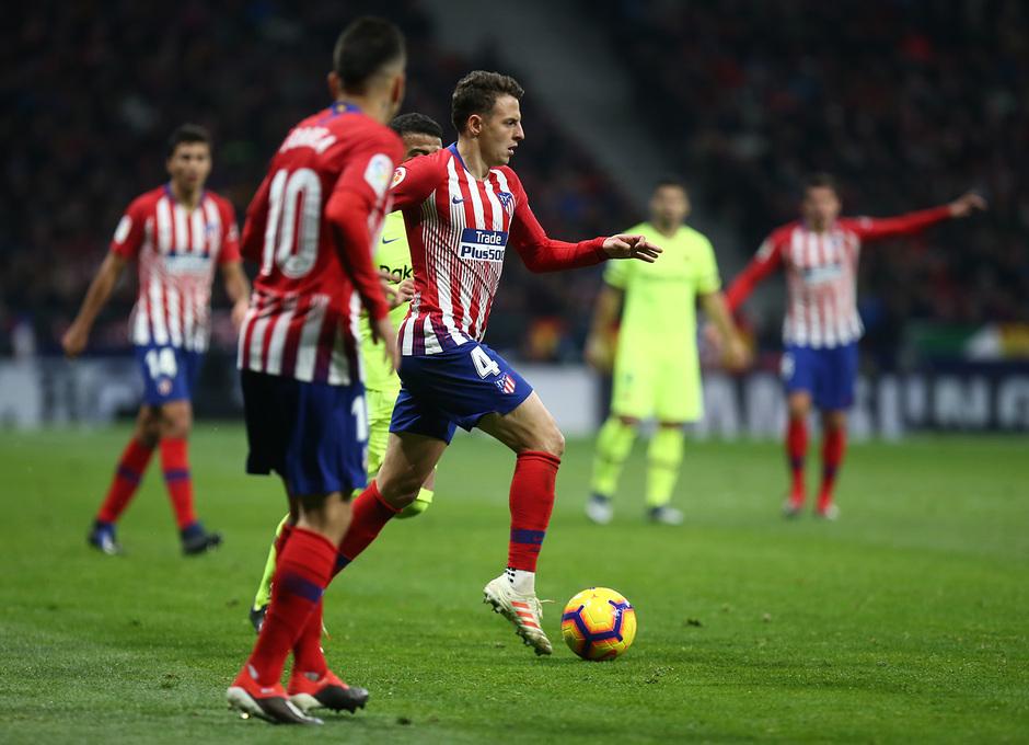 Temporada 2018-2019 | Atlético de Madrid - FC Barcelona | Arias
