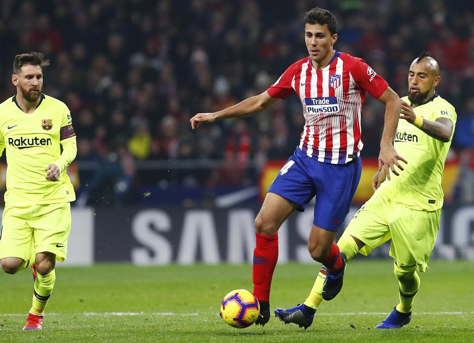 Temporada 2018-2019 | Atlético de Madrid - FC Barcelona | Rodrigo