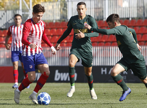 Temp. 18-19 | Juvenil A - Mónaco | Youth League | Roro