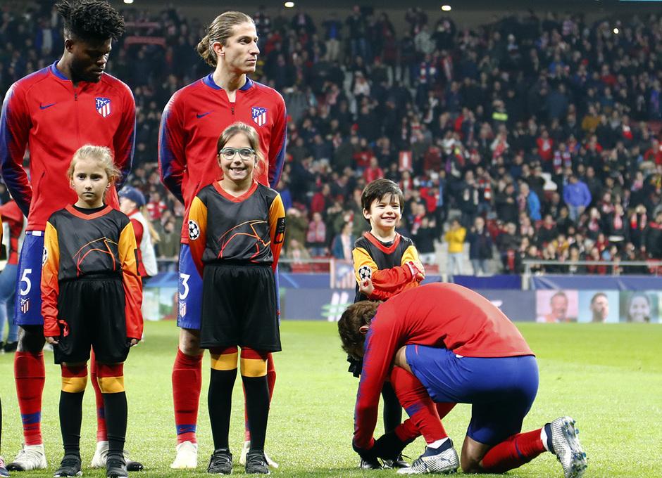 Temp. 18-19 | Atlético de Madrid - Mónaco | Griezmann